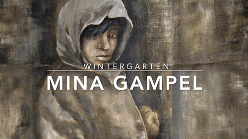 Video-Rundgang: Mina Gampel im Wintergarten